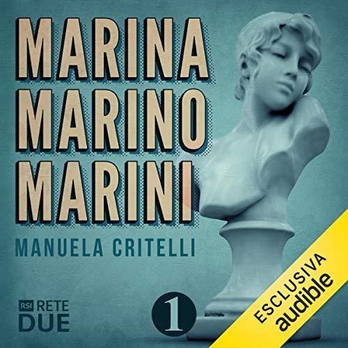 Marina Marino Marini 1 audiobook cover art