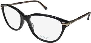 مفصلات لامعة 4049 للنساء/السيدات عين القط كاملة الحافة مرنة بعدسات تجريبية عصرية نظارات الورك