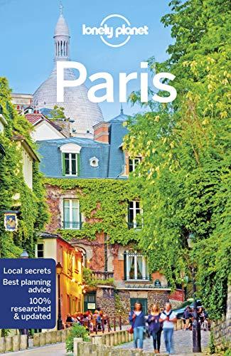 Lonely Planet Paris 12 (City Guide)