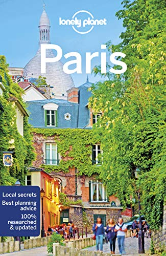 Lonely Planet Paris 12 (Travel Guide)