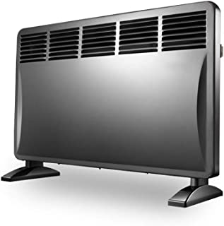 Calentador ZHIRONG Radiador eléctrico de 3 Engranajes Mute Impermeable Radiador Familia Oficina Baño eléctrico 800W / 1200W / 2000W Fácil de Mover