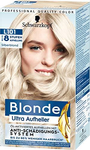 Blonde Ultra Aufheller Silberblond L101, 165 ml