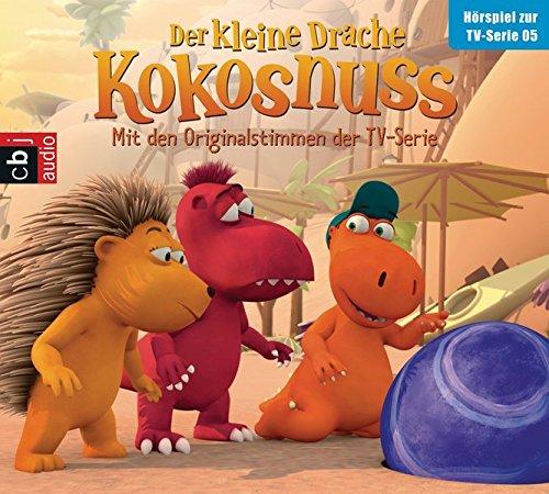 Der Kleine Drache Kokosnuss - Hörspiel zur TV-Serie 05: Der Glücksstein. Sicher ist sicher. Der Hornochse. Ein perfekter Ort (Audio-CDs zur TV-Serie, Band 5)
