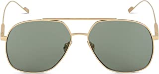 Saint Laurent Men's SL192T004 Gold Metal Sunglasses