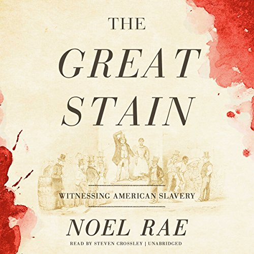 The Great Stain audiobook cover art