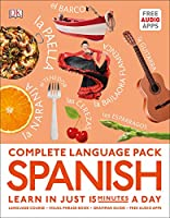 Complete Language Pack Spanish: Learn in just 15 minutes a day (Complete Language Packs)