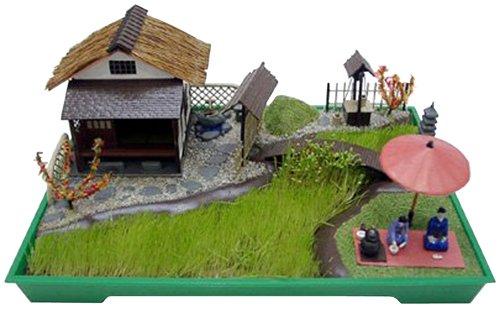 1/60 Miniatur-Garten-Serie No.06 Teestube (Japan Import / Das Paket und das Handbuch werden in Japanisch)