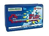 Leina 10102 Veicolo a Motore Kit di Primo Soccorso Euro, Colore: Blu/Multicolore