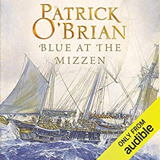 Blue at the Mizzen cover art