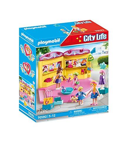 PLAYMOBIL City Life 70592 Tienda de Moda