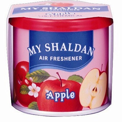 JapanBargain My shaldan Apple Deodorante 2,8oz–80GM Possono