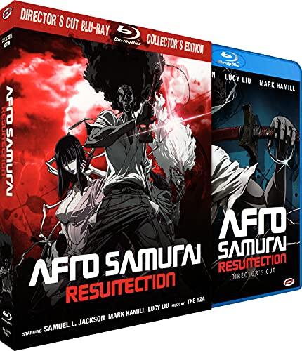 Afro Samurai Resurrection [Édition Collector Limitée]
