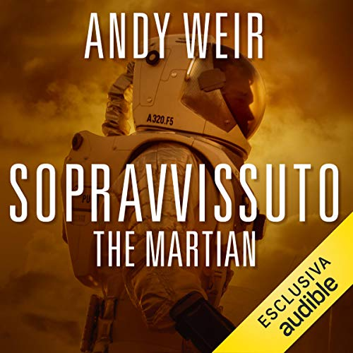 Couverture de Sopravvissuto - The martian