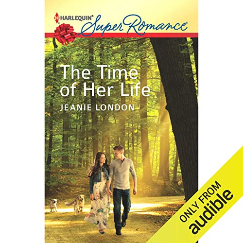 The Time of Her Life audiobook cover art