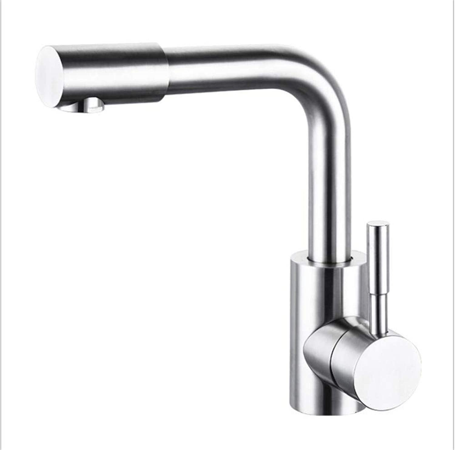 Water Tapdrinking Designer Archfaucet Stainless Steel Basin Faucet Wash Basin Faucet
