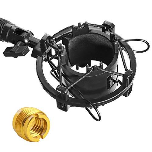 AT2020 Arana para Micrófonos - la Arana Reduce el ruido de vibración y mejora la calidad de grabación para Audio Technica AT2020 AT2020USB + AT2035 ATR2500 Micro de YOUSHARES