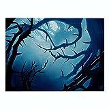 Salvamanteles Individuales Mesa Manteles Individuales Lavables Tela de Yutemantel Salva Mantel Yute para Tejer Juego de 6 Baúl de BLU-Ray 32 X 42cm