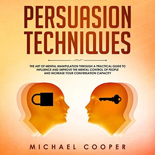 Persuasion Techniques cover art