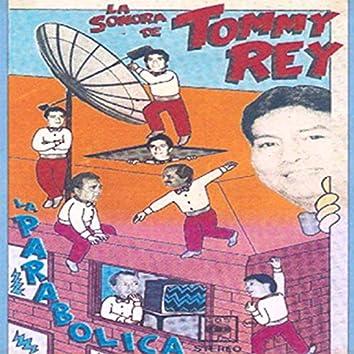 La Sonora de Tommy Rey, Vol. 8: La Parabólica