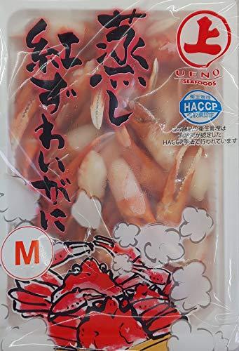 ボイル 紅ずわい 蟹 2本爪 ポーション 500g(NET400g) ガニ カニ 蟹 業務用