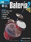 Fasttrack - bateria 2 (esp) batterie +cd (Fast Track Music Instruction)