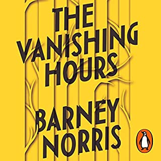 The Vanishing Hours audiobook cover art