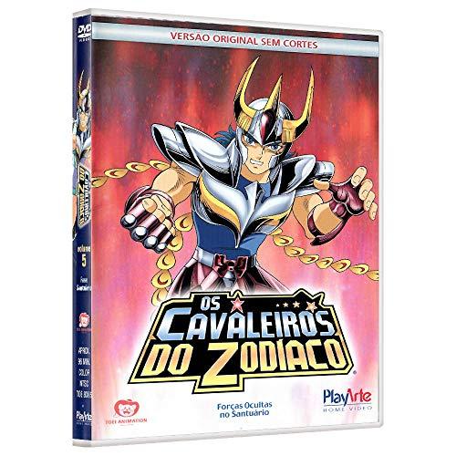 Os Cavaleiros Do Zodíaco - Volume 5