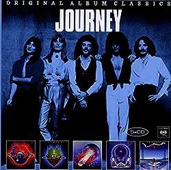 Original Album Classics : Infinity / Evolution / Escape / Frontiers / Raised On Radio (Coffret 5 CD)