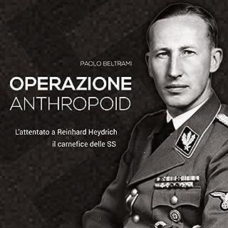 Operazione Anthropoid copertina