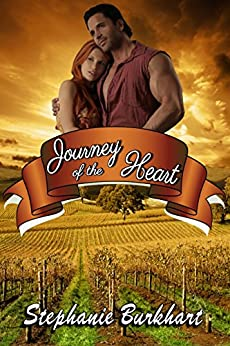 Journey of the Heart by [Stephanie Burkhart]