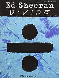 Divide: Piano--Vocal--Guitar