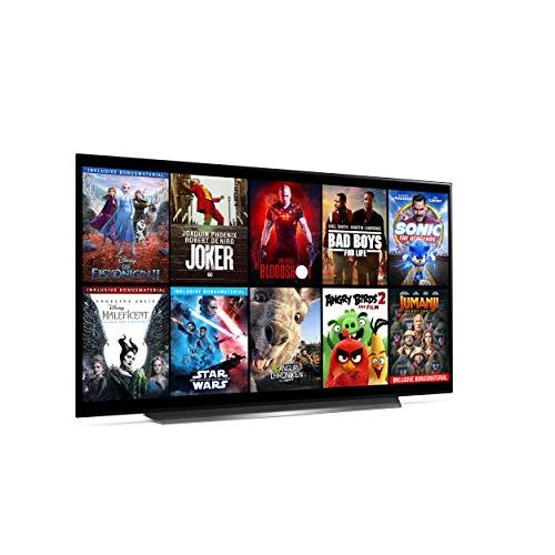 LG OLED55CX9LA 139 cm (55 Zoll) OLED Fernseher (4K, Dual Triple Tuner (DVB-T2/T,-C,-S2/S), Dolby Vision, Dolby Atmos, Cinema HDR, 100 Hz, Smart TV) [Modelljahr 2020] - 3