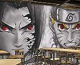 WLLLO Benutzerdefinierte 3D Wallpaper Wandbild Cartoon