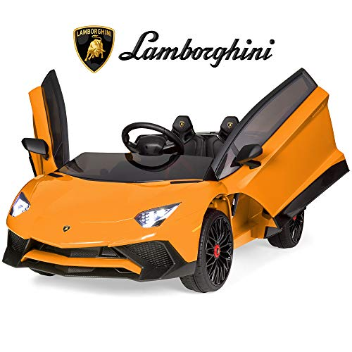 Ride On Lamborghini Aventador SV Sports Car