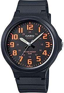 Casio Casual Watch For Men Analog Resin - mw-240