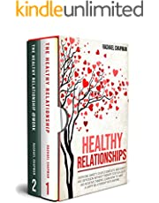 Healthy Relationships: Overcome Anxiety, Couple Conflicts, Insecurity and Depression without therapy. Stop Jealousy and Negative Thinking. Learn how to have a Happy Relationship with anyone.