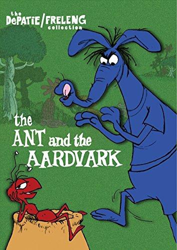 ANT & THE AARDVARK - ANT & THE AARDVARK (1 DVD)