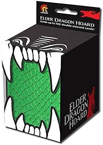 Deck Box  Elder Dragon Hoard  Grün by Legion Supplies
