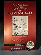 salvador dali print price guide