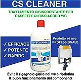 Fimi spa CS Cleaner Disincrostante POTENTISSIMO per Cassette di risciaquo WC. Prodotto AD ...