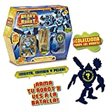 Ready 2 Robot Serie 1 - Battle Pack capsula sorpresa con Lanza Misiles (Giochi Preziosi RED01000)