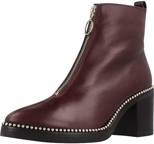 ALPE Bottines - bottes, Couleur Rouge, Marque, modèle Bottines Bottines Bottines - bottes 3528 20 Rouge 6a8