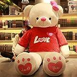 Xfwj Muñeca peluche de juguete ragdoll acompañarte a dormir en la almohada de la cama linda muñeca para enviar niña cumpleaños regalo doll ragdoll abrazo oso gran almohada dolly muñeca niña linda pelu