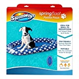 SwimWays Spring Float Paddle Paws Dog Pool Float - Small (0-65 lbs)