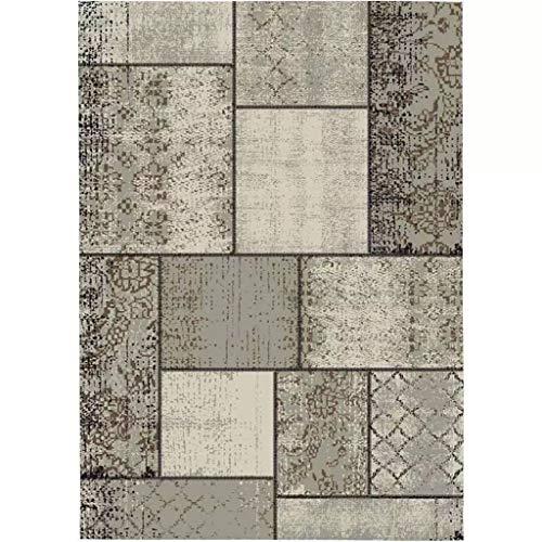 Garden Impressions Outdoor Teppich Blocko dunkel sand 160x230 cm