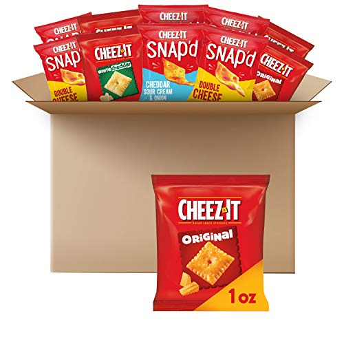 Cheez-It Baked Snack Cheese Crac...