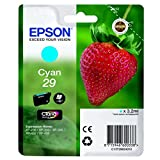Epson original - Epson Expression Home XP-342 (29/C13T29824020) - Tintenpatrone cyan - 180 Seiten - 3,2ml