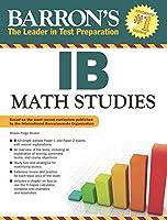 IB Math Studies (Barron's Ib Books)