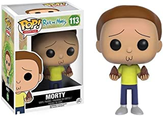 morty pop vinyl