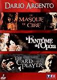 Dario Argento : Le Masque de cire + Le Fantôme de l'Opéra + The Card Player